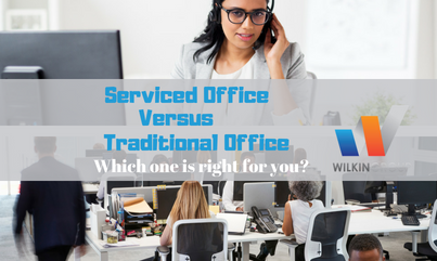 Serviced Office Versus Traditional Office