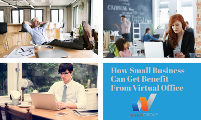 How Small Business Can Get Benefit From Virtual Office